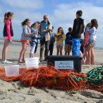 De Zeekoffer van Faldido | Veldwerk op het strand