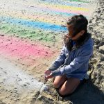 Windpainting | Schilderen met wind en zee