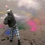 Windpainting | Peindre avec le vent