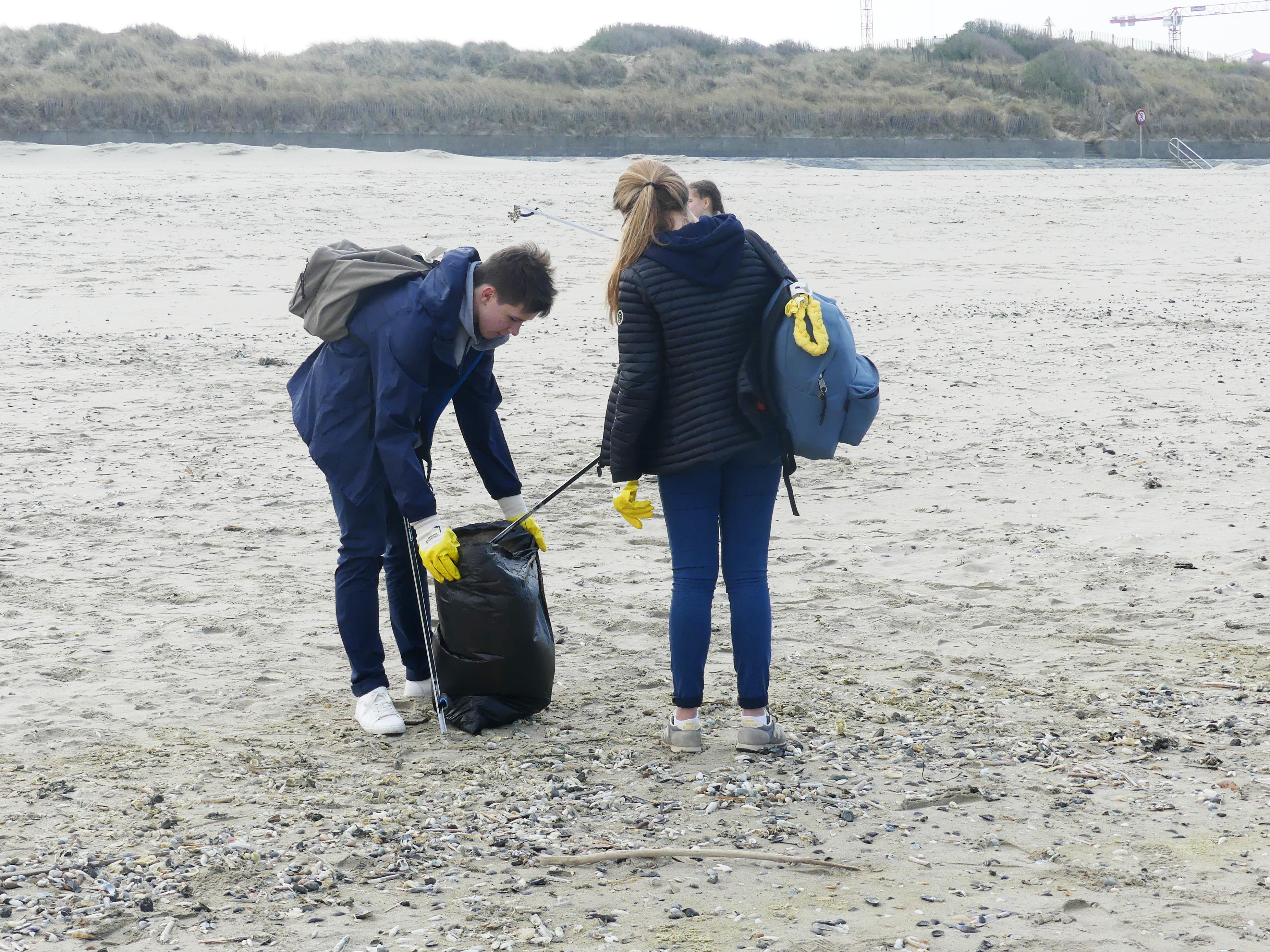 Clean Sea | Strandopruimactie met diepgang